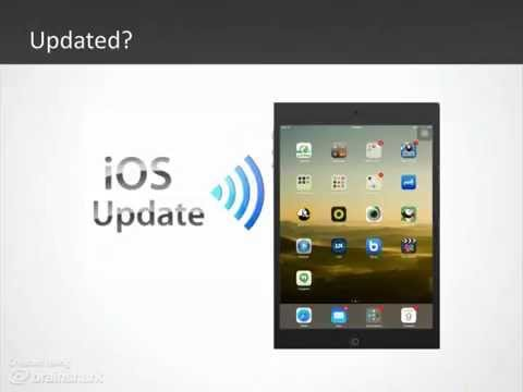 Module 1 iOS Getting Started on your iPhone or iPad