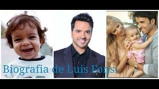 Biografia de Luis Fonsi
