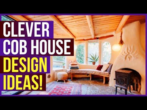 Clever Cob House Design Ideas