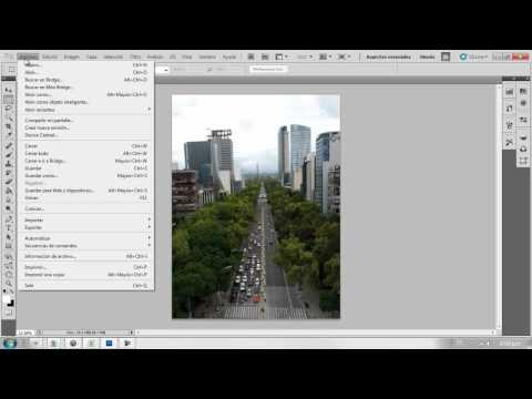 Cómo Cambiar la Resolucion de una Imagen en Photoshop