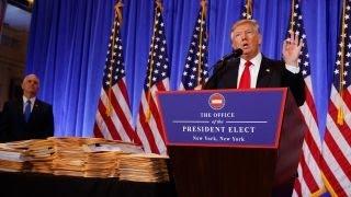 Lt. Gen. McInerney's take on the Trump dossier