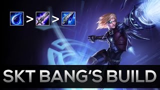 CARRYING WITH SKT BANG'S EZREAL BUILD | Stream Highlights #24