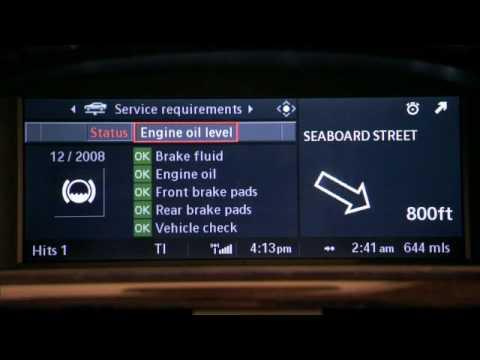 How to Check BMW e90 Oil Level