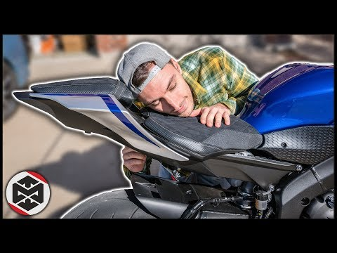 The Best Motorcycle Seat You Can Buy