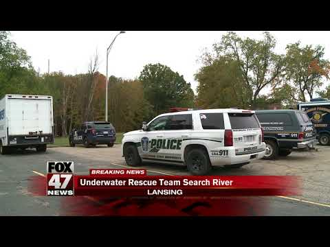 Lansing police find body in Sycamore Creek