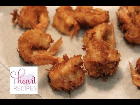 Fried Coconut Shrimp | I Heart Recipes