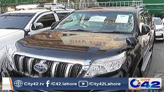 Car dealers reaction against import duty tax