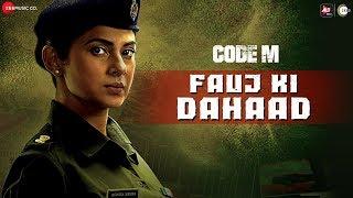 Fauj Ki Dahaad - Code M | Jennifer Winget | Tanuj Virwani | Mr. BratBeat | Udbhav Ojha