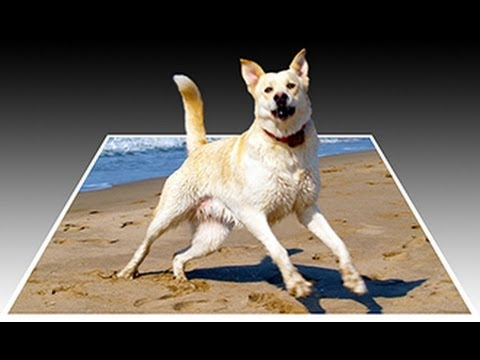 Photoshop Tutorial: How to Make a 3D, Pop-Out Photo Effect