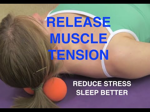 Reduce Stress and Improve Sleep with Suboccipital and Neck Muscle Tension Release