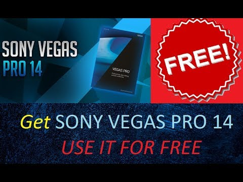 How To Download Install And Patch/ Crack SONY VEGAS PRO 14