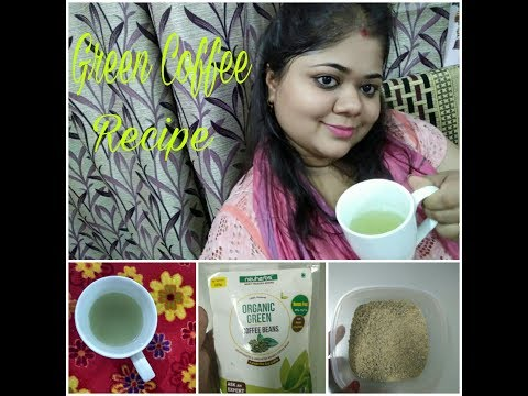 Green coffee #2 recipe from COFFEE Beans for PCOD/PCOS/Diabetic/Detox/Weightloss- NO pregnant women