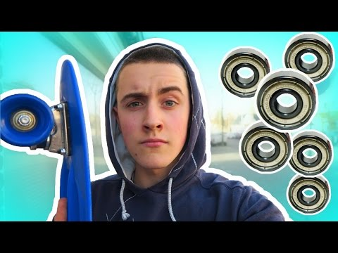 HOW TO CLEAN YOUR BEARINGS?! ( Penny Board )