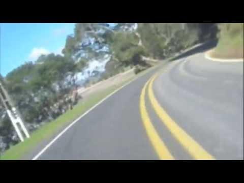 Motorbike in NZ