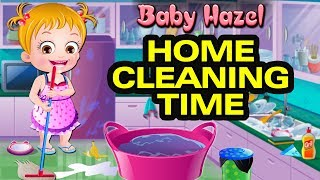 Baby Hazel Home Cleaning Game | Fun Learning Games For Children's | Baby Hazel Games