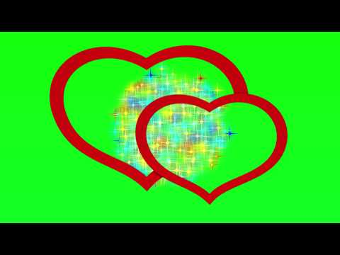 Top 15 Love Effects || Green Screen || Heart Effects || Free Download