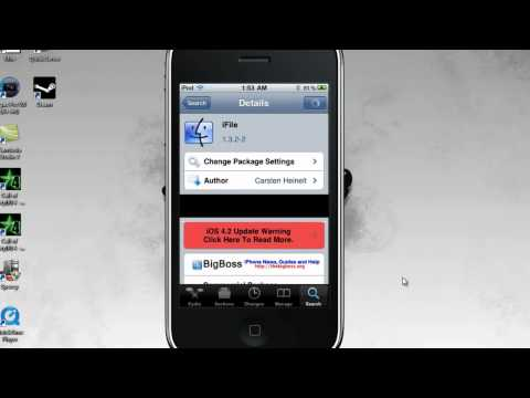 How to install iFile (iPhone/iPod Touch)