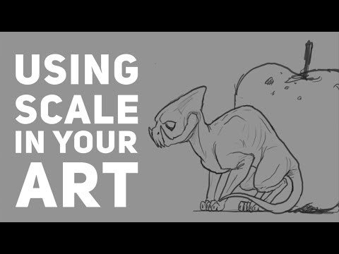 How to UseScale in Your Art