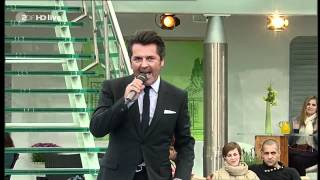Thomas Anders - Stay With Me (ZDF Fernsehgarten 06.05.