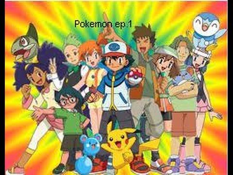 pokemon fire red ep.1-I Choose you elekid