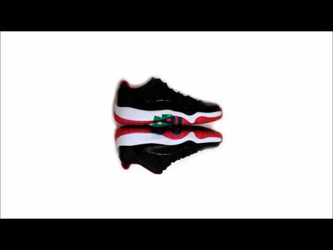 Buy Authentic Jordan 11 BRED Lows at Retail 528895-012