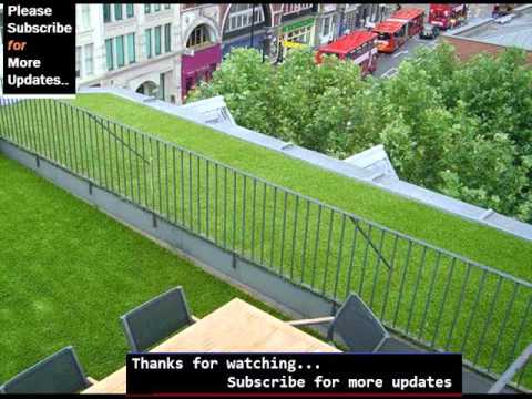Artificial Grass Balcony | Fake Grass Picture Collection