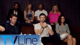 The Originals  Interview + Final Season Preview | Comic-Con 2017 | TVLine