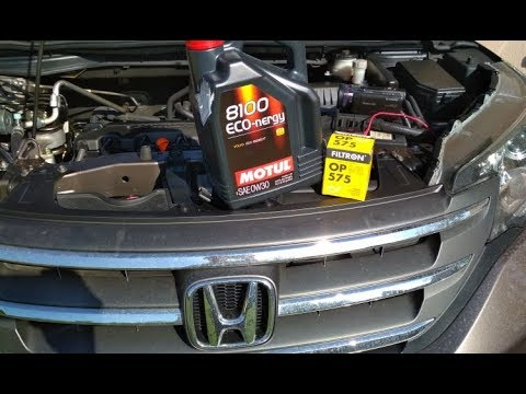 What engine oil and filter to choose? Honda 2.0 CR-V, Accord - oil choice