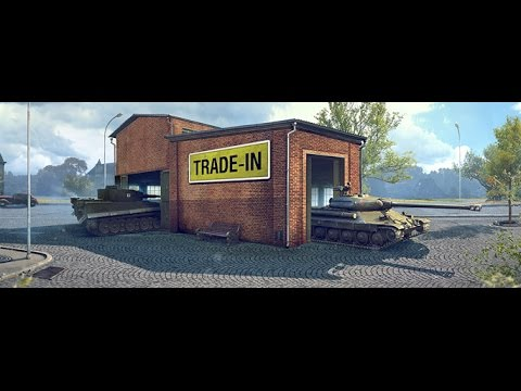 NEW Trade in Old to NEW Premium Tanks !