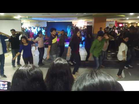 Dance Flash Mob at Accenture..Great Place to Work