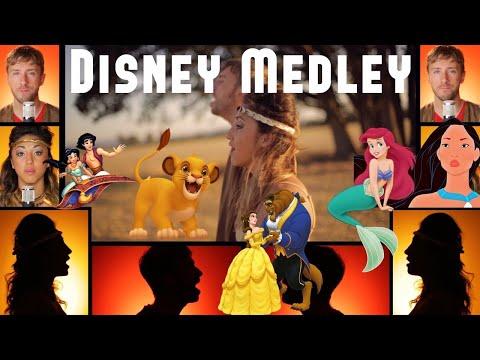 Disney Medley - Peter Hollens & Alex G
