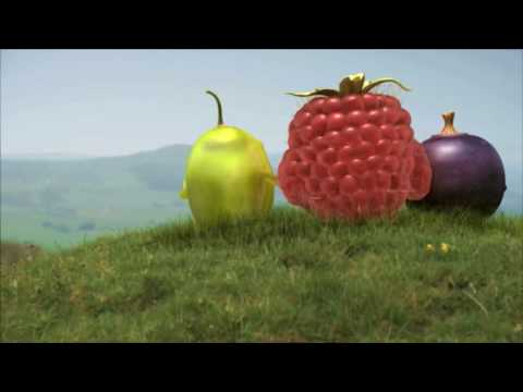 Vimto - Seriously Mixed Up Fruit Teaser