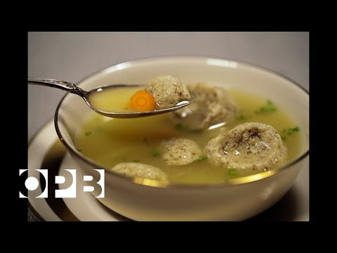 Bubbie Ida's Matzo Ball Soup Recipe For Passover
