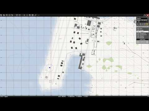 ARMA 3 - How to create flares activated by time-delay radio trigger
