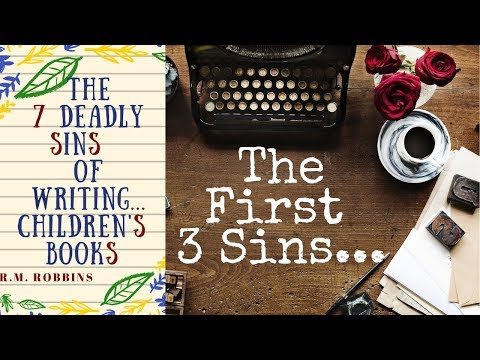 First 3 Tips on how to write a children's story book