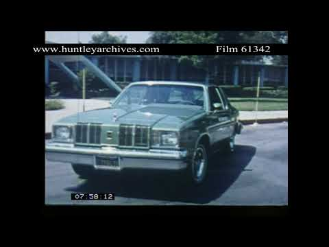 Learning to Drive in the U.S.A.  Archive film 61342