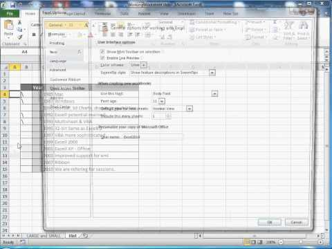 Protected View in Excel 2010 and How to Disable it