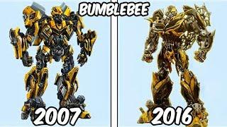 Bumblebee y Sus Mejoras En Transformers (Antes y Después 2016)