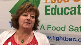 Bac Fighter Bernadette Olsen Uses The Story Of Your Dinner Video To Teach Special Needs Students.