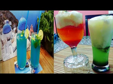 Homemade Summer Drinks Recipe – How To Make Easy Refreshing Summer Coolers  Quick Mocktail Drink