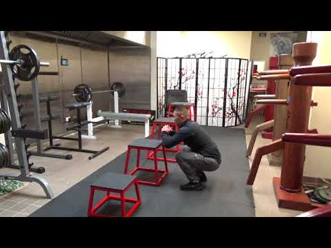Plyometric Jump Boxes - J/fit product review