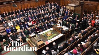 MPs elect new speaker of the House of Commons – watch live