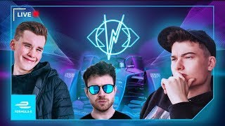 Download WILLNE & STEPHEN TRIES WATCH-ALONG LIVE | FORMULA E VOLTAGE ⚡ | MARRAKESH 🌍 Video