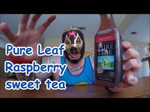 Pure Leaf Raspberry sweet tea