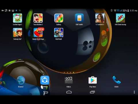 How to restore deleted apps or games on lenovo