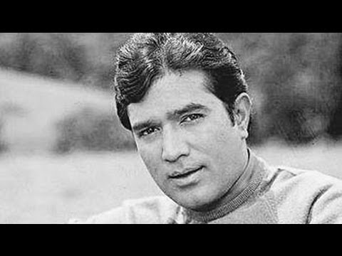 Rajesh Khanna left a recorded message, just like in Anand