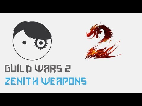 Guild Wars 2 - Zenith Weapon Guide
