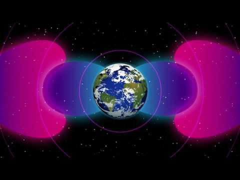 NASA's Van Allen Probes Find Human Made Bubble Shrouding Earth   NASA Space ScienceVIDEO