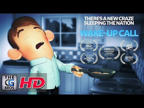 **Award Winning** CGI 3D Animated Short  Film:
