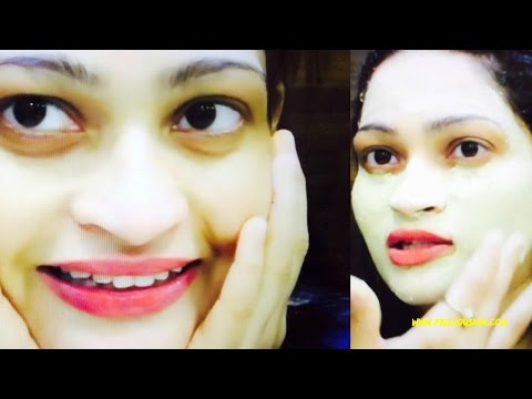 Instant Brightness / Whiteness Pack for OILY SKIN | Bridal Face Pack | DIY | Priyanka George